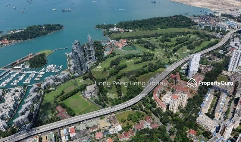 Keppel Club Aerial View