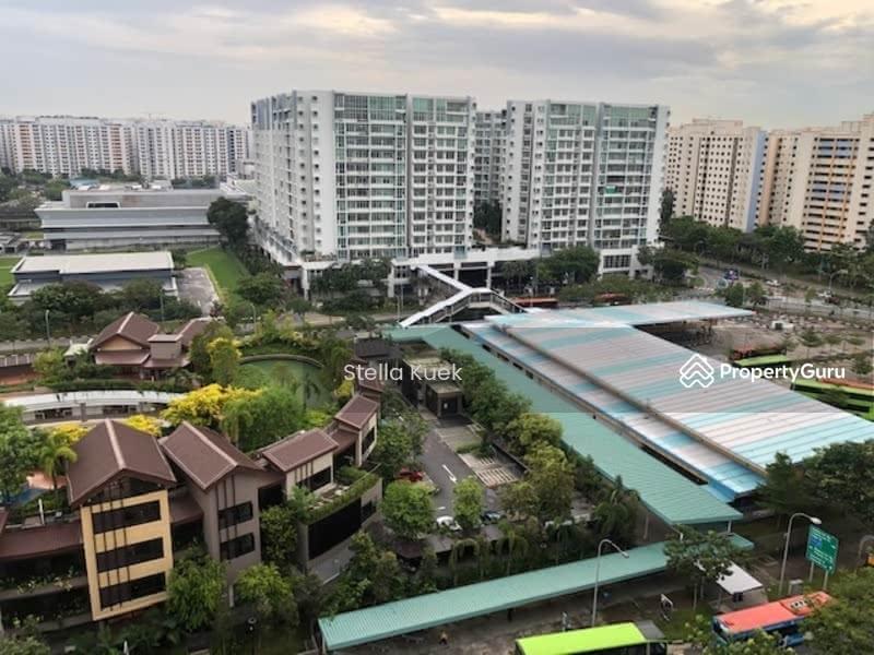 Located Just Opposite Sengkang Bus Terminal, MRT Station
