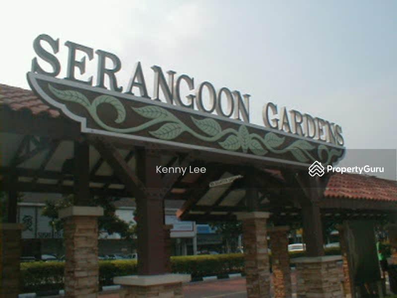 Serangoon Gardens Estate  Bungalow Land #107624844