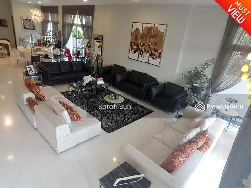 Serangoon Garden Estate ★ Modern With Pool Semi-D ★ #107890020