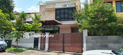 For Sale - Modern Nice Bungalow 2. 5 sty Freehold @ Jln Tarum, Less 1km to Chij, St Nicolas Girl, MRT Mayflower