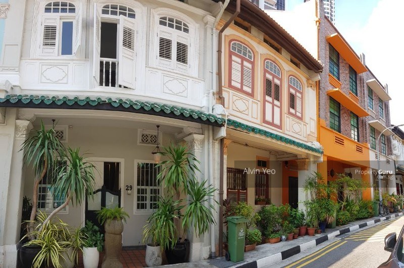 Everton Road Conserved Shophouse Everton Road 4 Bedrooms 3600 Sqft Landed Properties For Sale By Alvin Yeo S 4 980 000 21820453