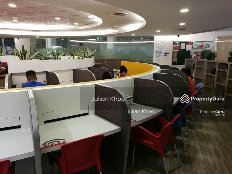 Air con common study area