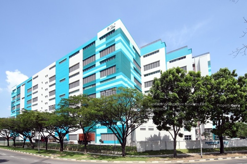 6,100 sqft Ancillary Office@Pioneer Hub #108213116