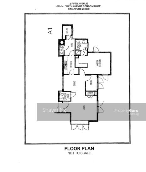 Fifth Avenue Condo 2 Fifth Avenue 2 Bedrooms 1033 Sqft Condos Apartments For Sale By Shawn Ng S 2 000 000 21853909