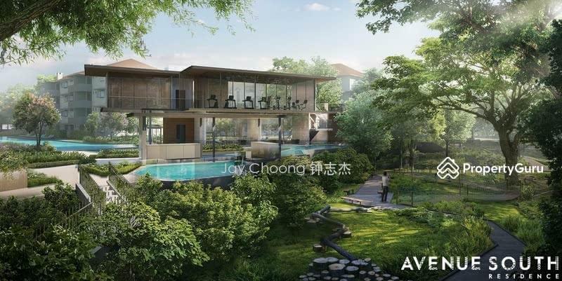 Avenue South Residences #109877518