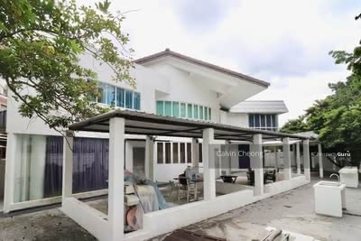 For Sale - ⭐Huge Corner Terrace Near Future Cross Island Line in Hougang, Lorong 5 Realty Park⭐