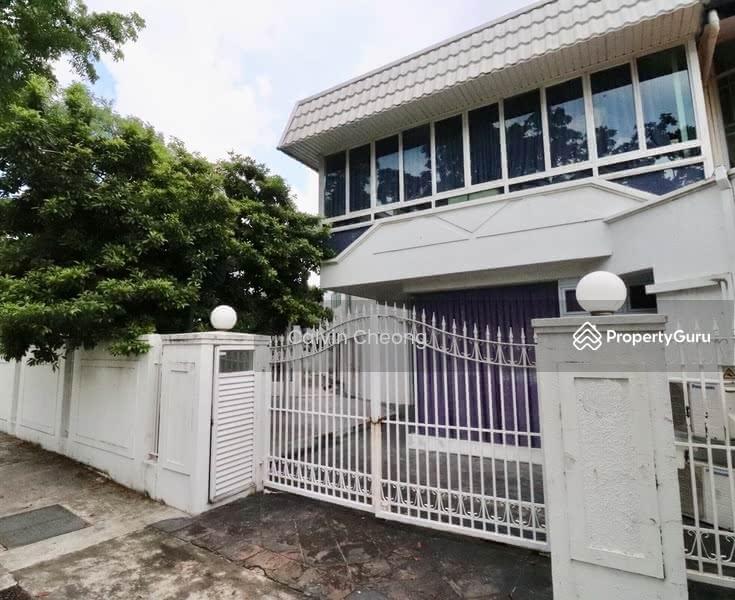 ⭐Huge Corner Terrace Near Future Cross Island Line in Hougang, Lorong 5 Realty Park⭐ #109124924
