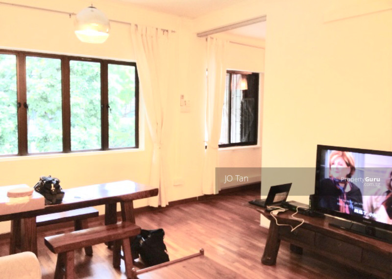 RARE:  Tiong Bahru Conservation Pre War Art Deco Home #109580028