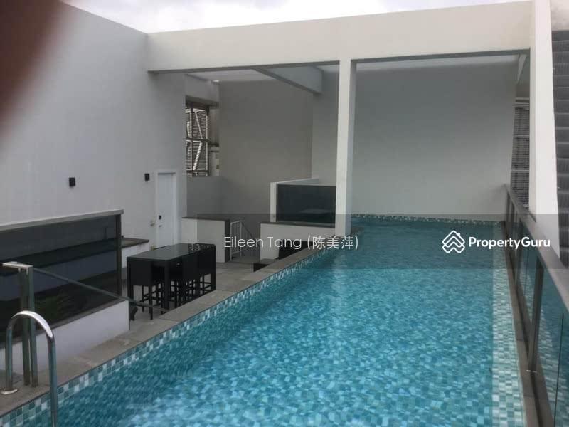 private lap pool