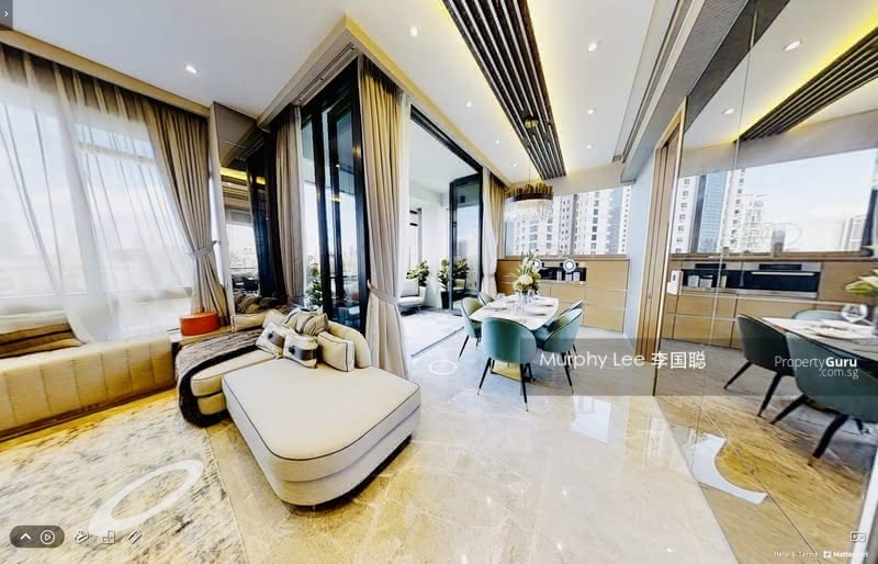 ✔ An Ultra Luxury Condo in SG Finest premier address D10 CDL Signature 5 Star Residential Services!
