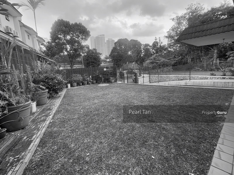 ❤️⭐️RS SOLE AGENT*NEW LIST*WITHIN 1 KM ST NICS *WALK TO MRT* ⭐️LINKED-BUNGALOW FACING PARK #110176346