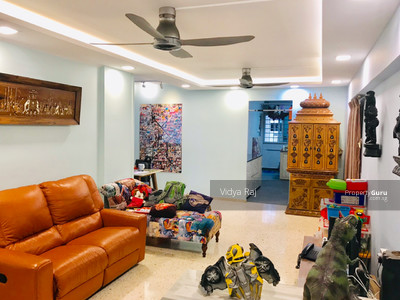 For Rent - 809 Tampines Avenue 4