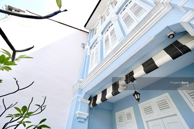 For Rent - Rare Beautifully Maintained Conservation Shophouse