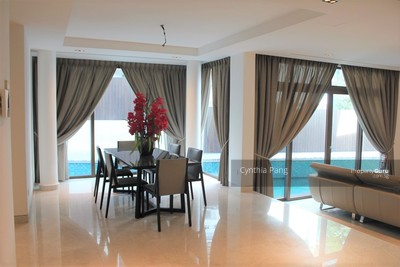 For Rent - Brand New Semi D Dunearn road for Rent
