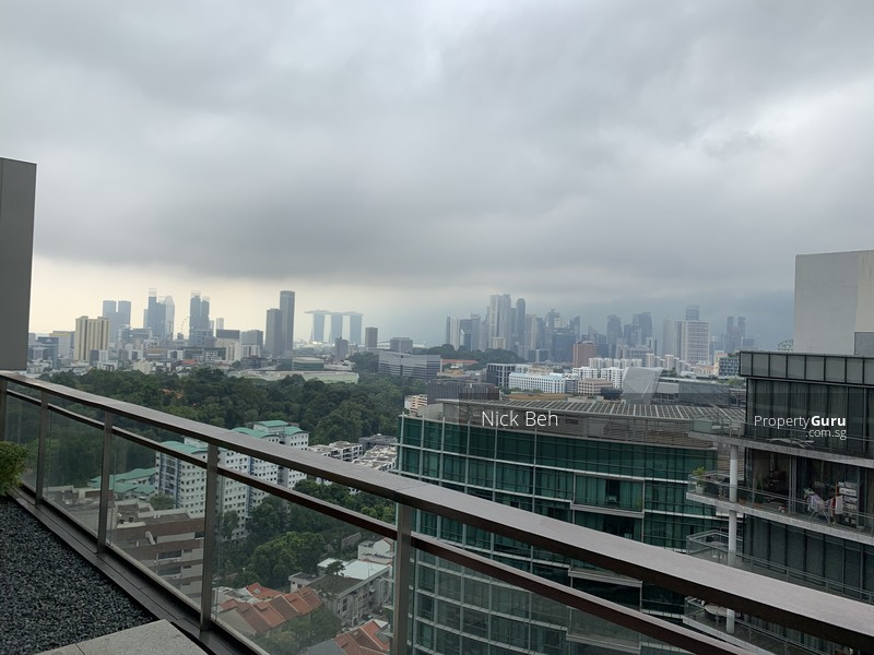 Brand new Orchard Luxurious Penthouse! #112006116