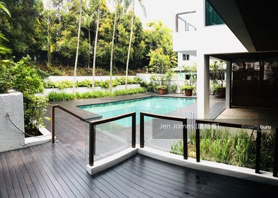 For Rent - Beautiful Renovated GCB @ Ford/ Leedon/ Belmont. Minutes To Holland Village!