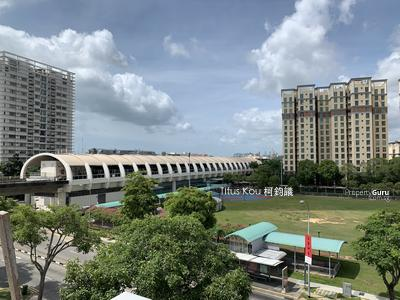 For Sale - Brand new 3. 5 Storey Freehold Inter-Terrace 4500sqft with 6 En-suites beside Kembangan MRT