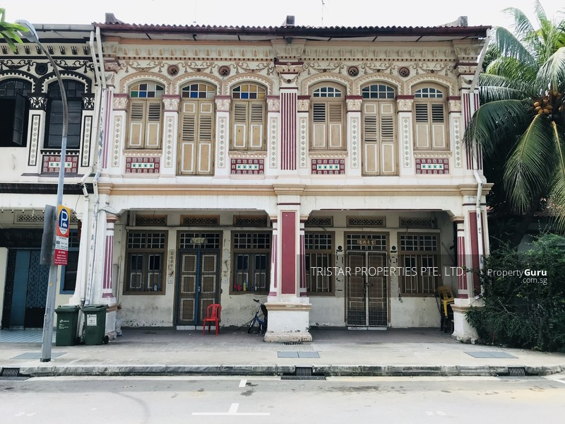 Charming Inter-Terrace with Historical Facade in Conservation Geylang #114247992