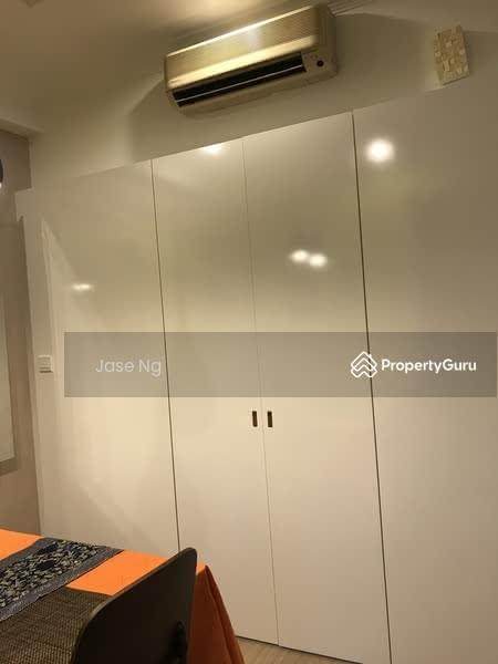 Interior designing concept to close the Kitchen area