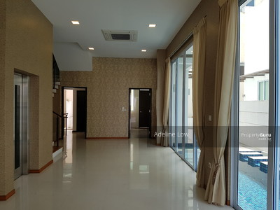 For Rent - Wak Hassan Place