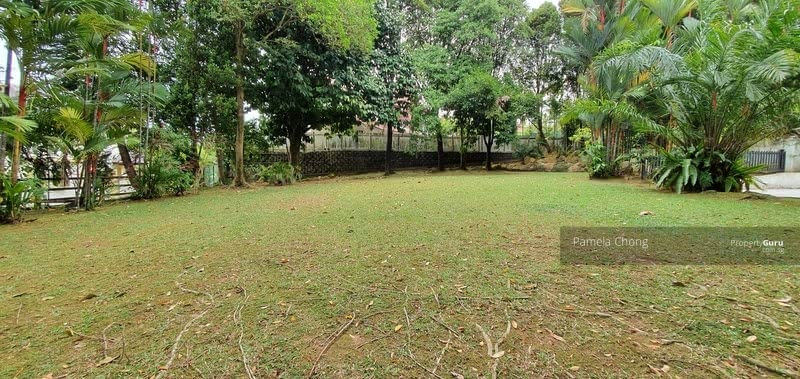 For Sale - ⭐⭐PERCHED ON THE HILL A1 VIEW! ⭐⭐ CHARMING HACIENDA @ KAP ON SPRAWLING GROUND (顶级优质洋房)