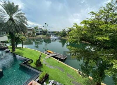 For Rent - ❤️ One of the Best Bungalow at Sentosa Cove ❤️