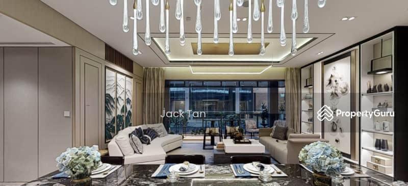 Palatial living room!