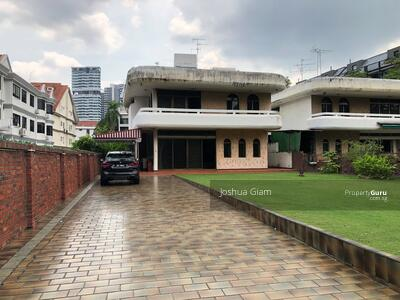 For Sale - ⭐ Development Site 1 min from Novena MRT. Can build 26 non-landed apartments or a few detached house