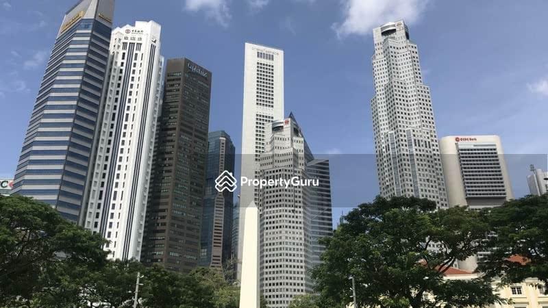 Impressive Eminent Office Tower @ ❤️ of CBD 3min to MRT #129677434