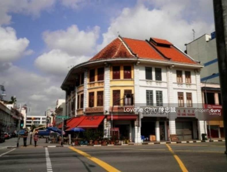 VALUABLE FH Shophse w Large Floor Plate in D07 @4min to MRT #129677128