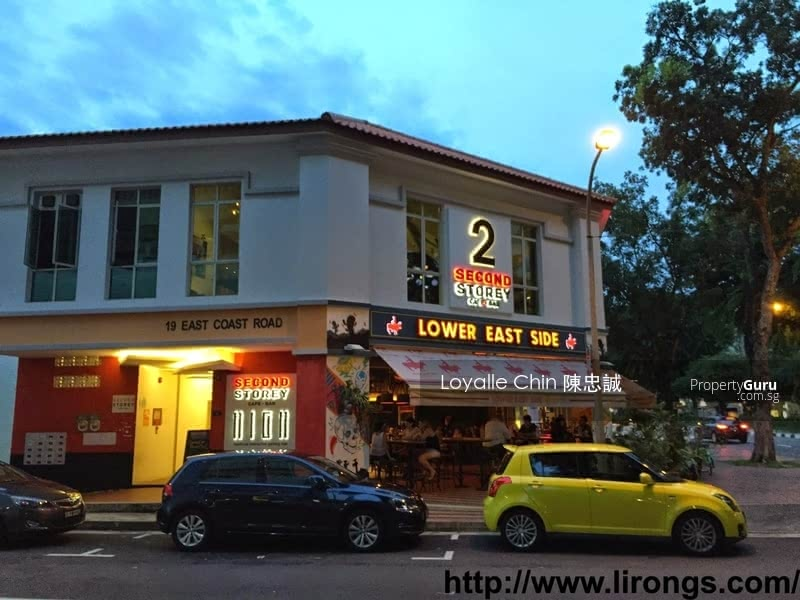 CHIC CORNER FH F&B Shophouse in East w Strong Rental Yield #129677342