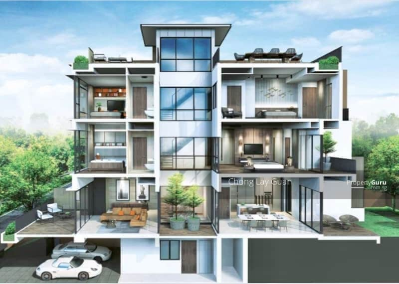 NEW LAUNCH - LAST FREEHOLD INTER-TERRACE HOUSE FOR SALE #124169964