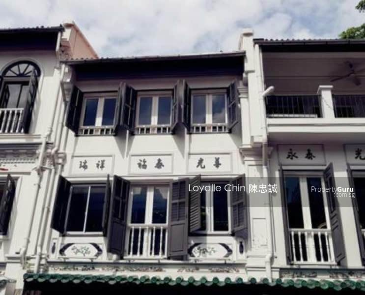 Ravishing FH Shophouse in the ❤ of D1 Telok Ayer Conservation Area. Must See! #129698476