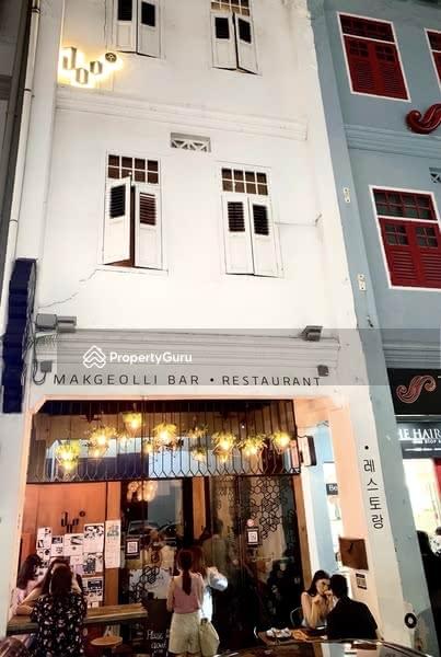 DESIRABLE & VALUABLE 999 Lovely Conserved Shophouse @Bugis #129698538
