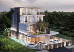 Brand New Seletar Luxurious Semi-Detached House with DPS