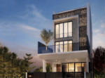 Brand New Freehold 3-Storey Terrace Landed W/Lift
