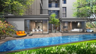 For Sale - ✨New Semi-D✨999yrs! ✨TOP Soon! ✨Low PSF! ✨Upp Bukit Timah ✨