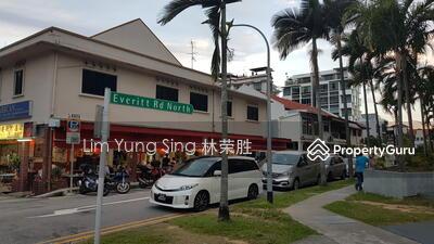 For Sale - Cluster Terrace Everitt Road