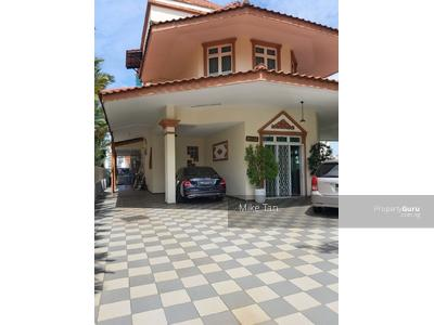 For Sale - 3-sty bungalow on elevated land along Jalan Hikayat