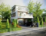 Serangoon Garden Landed Estate - Brand new Corner terrace