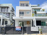 Sole marketing, brand new 3. 5 storey Eunos semi detached (lorong Salleh) with lift