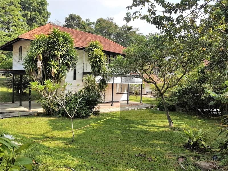 Colonial Black and White Bungalow; Queen's Ave; Sembawang Park & Coastal Walk #126047806