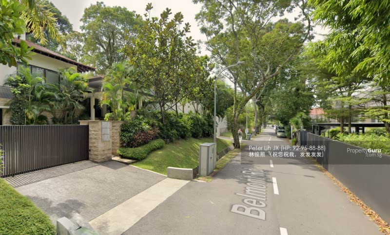 **Architect's Favorite!** Tranquil & Peace! Elevated! (顶级优质洋房) (9295-8888 祝您祝我, 发发发发) #127968404
