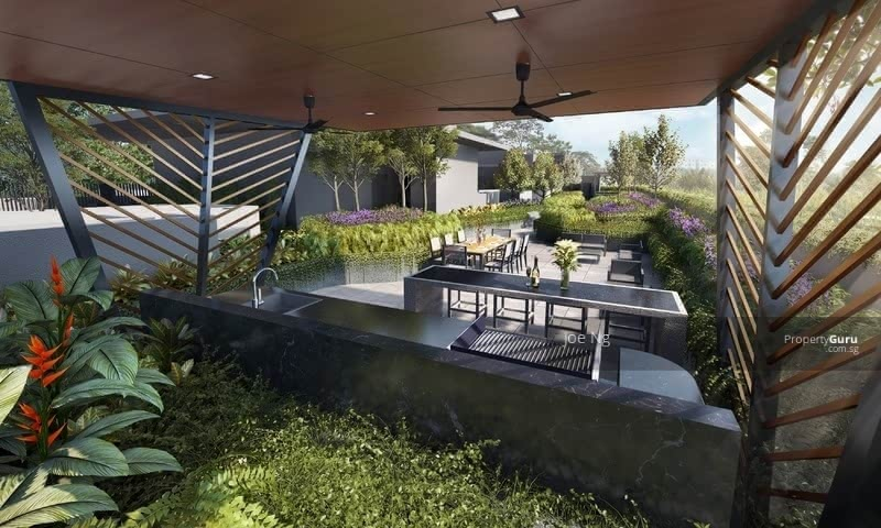 BBQ With A View, Located On The Sky Garden of Phoenix Residences