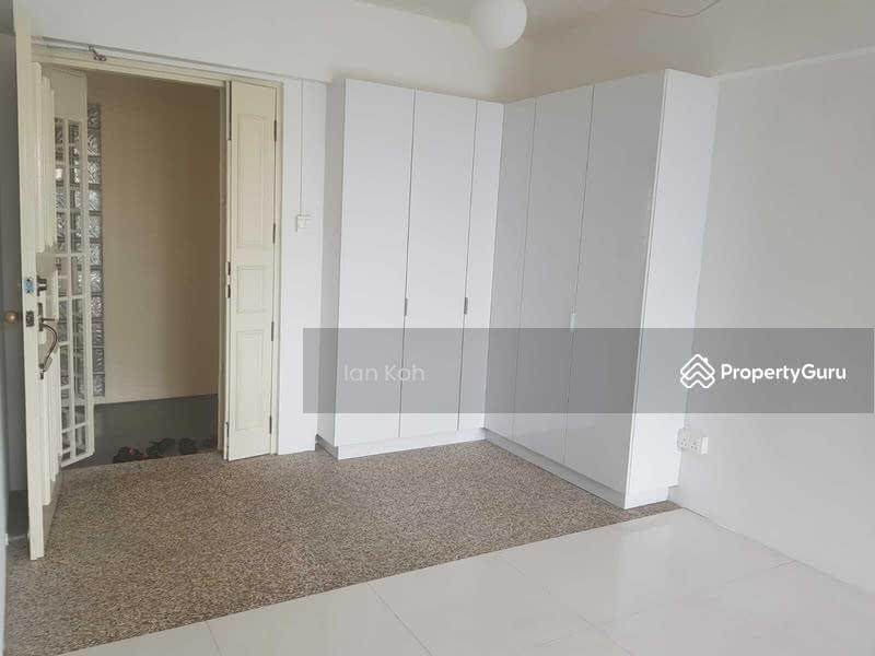 Living area facing main door