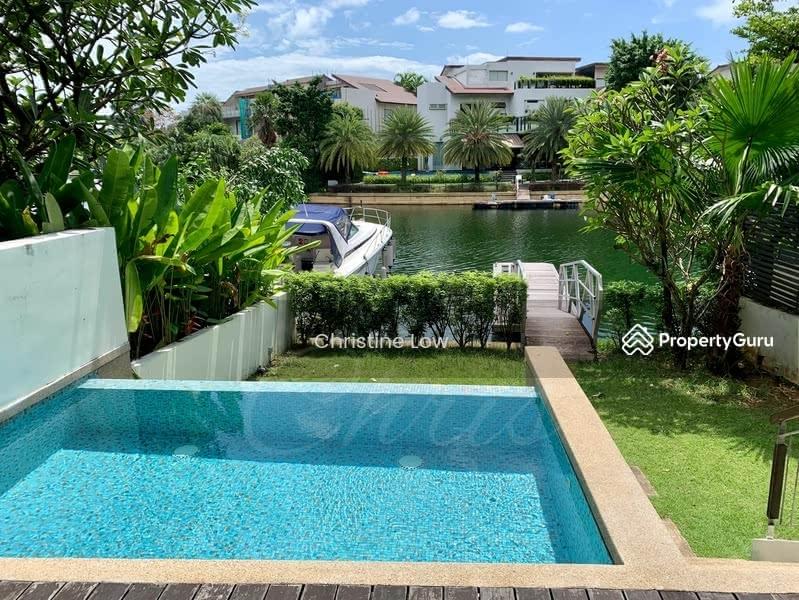 For Sale - Sentosa Ocean Drive inter terrace