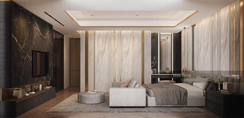 Last Unit  ! Luxury Brand New Semi-d with Lift & pool #126256210