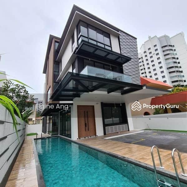 Brand New Bungalow @ Sengkang Estate #126337498