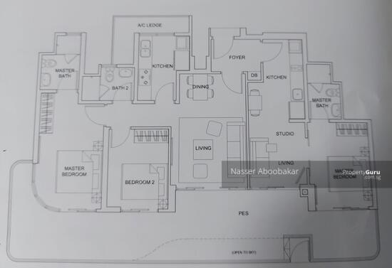 Arc At Tampines Tampines Avenue 8 3 Bedrooms 1539 Sqft Condos Apartments For Sale By Nasser Aboobakar S 1 450 000 23313739